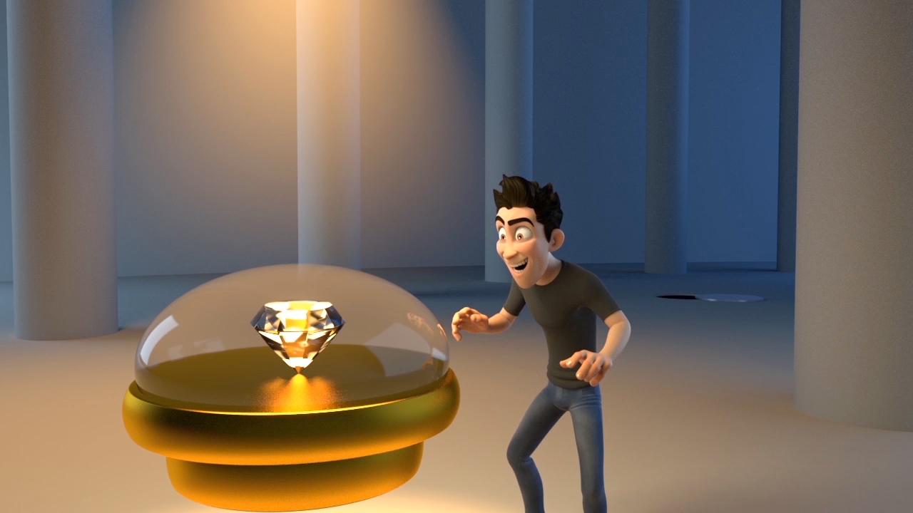 héctor godoy animacion cartoon