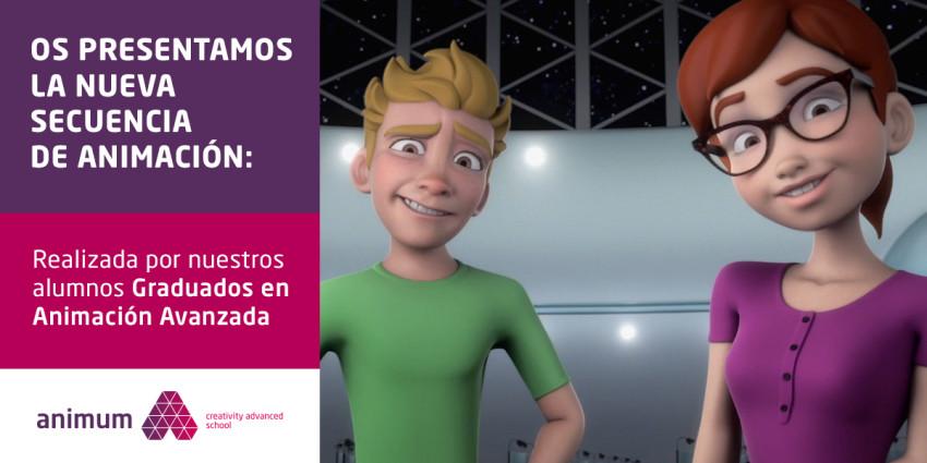 Cine de Animación 3D