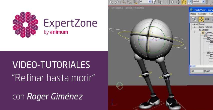 tutoriales de animación 3D