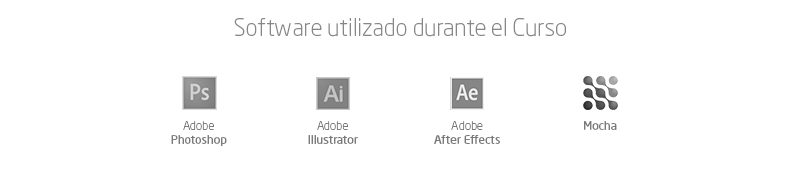 software Curso de Motion Graphics