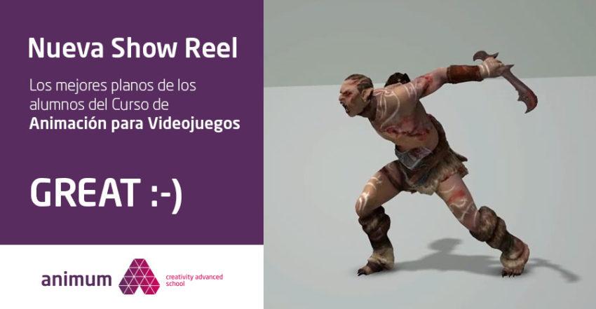 animacion para videojuegos