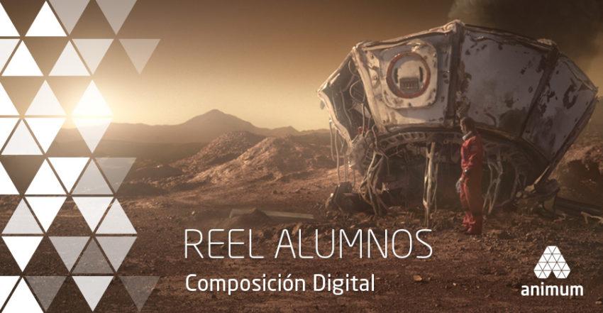 Reel Composición Digital con Nuke