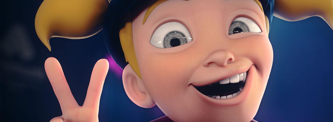 master animacion de personajes 3d