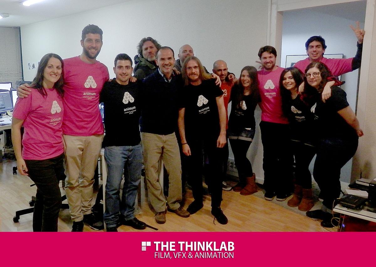 Animum en The Thinklab