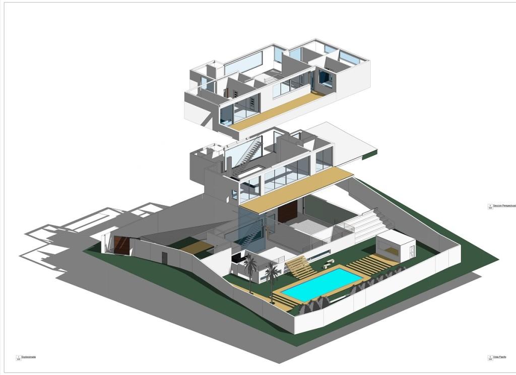 Proyecto Casa los Verdiales