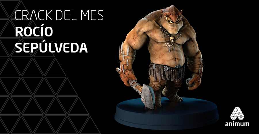 modelado de personajes 3D