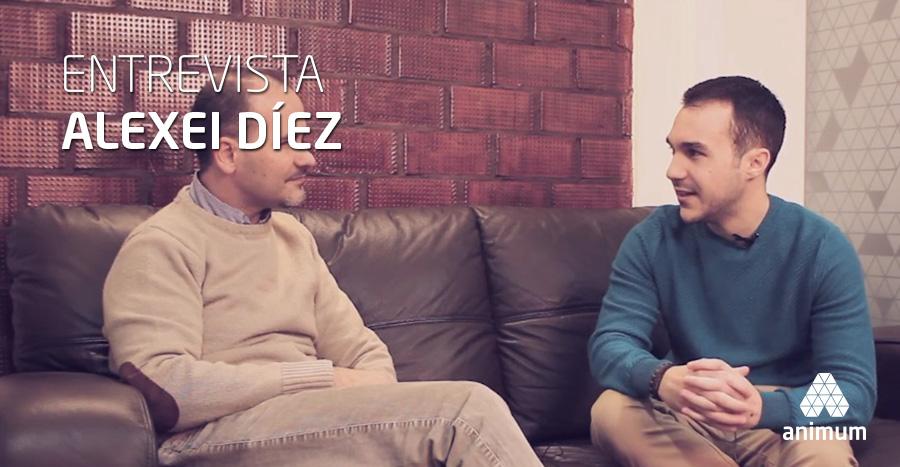 Entrevista Alexei Díez