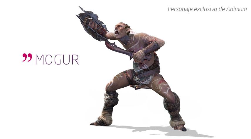 animacion para videojuegos mogur