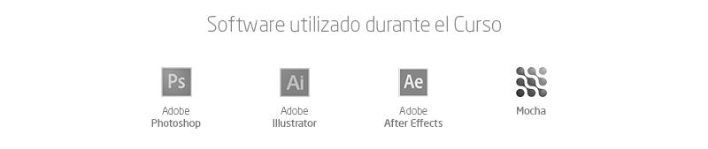 software Curso de Motion Graphics