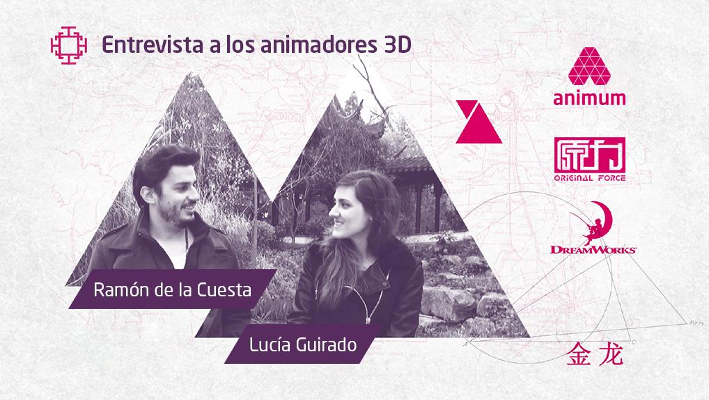 animadores 3D