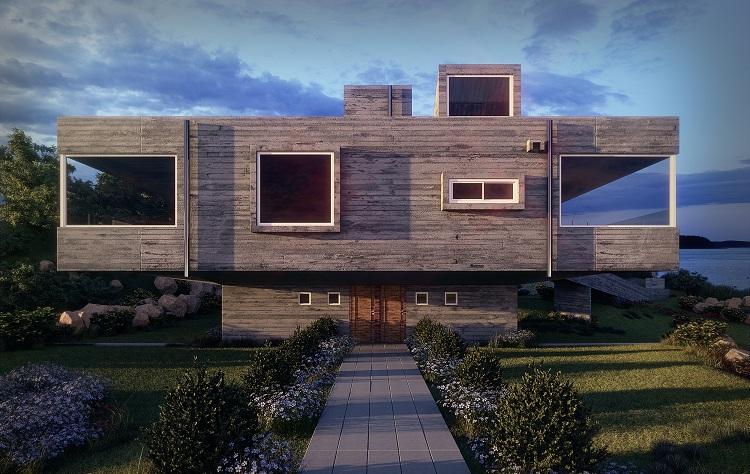 Infoarquitectura 3D con 3D Studio Max