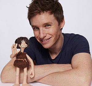early man aardman  Eddie Redmayne