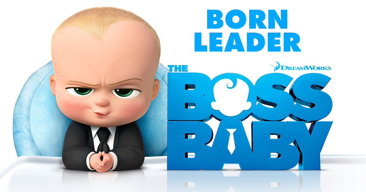 the boss baby animum