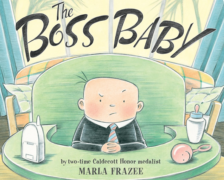 The Boss Baby Marla Frazee