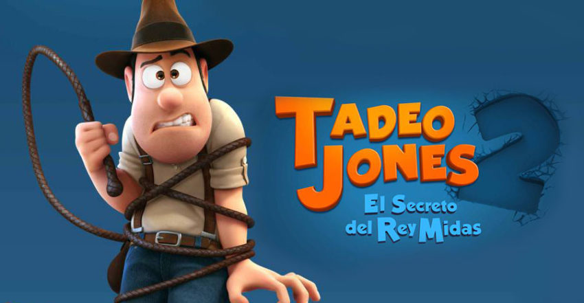 tadeo jones 2