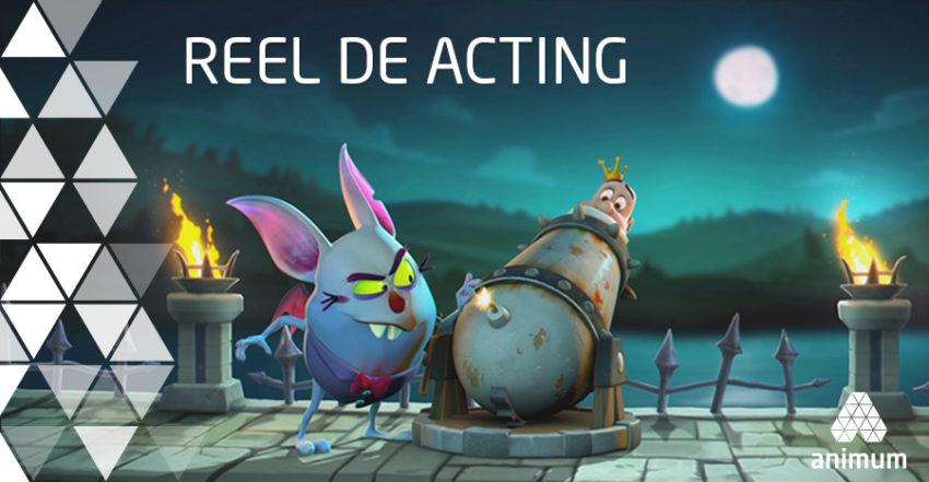 reel de acting