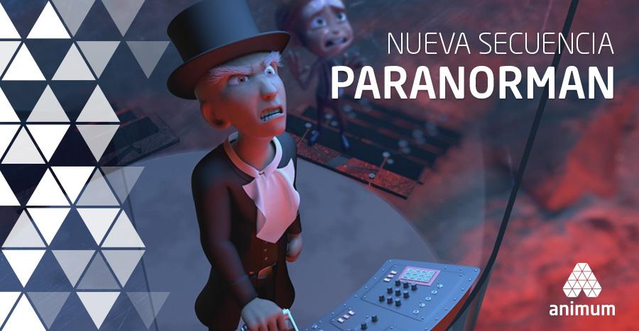 película de animación 3D