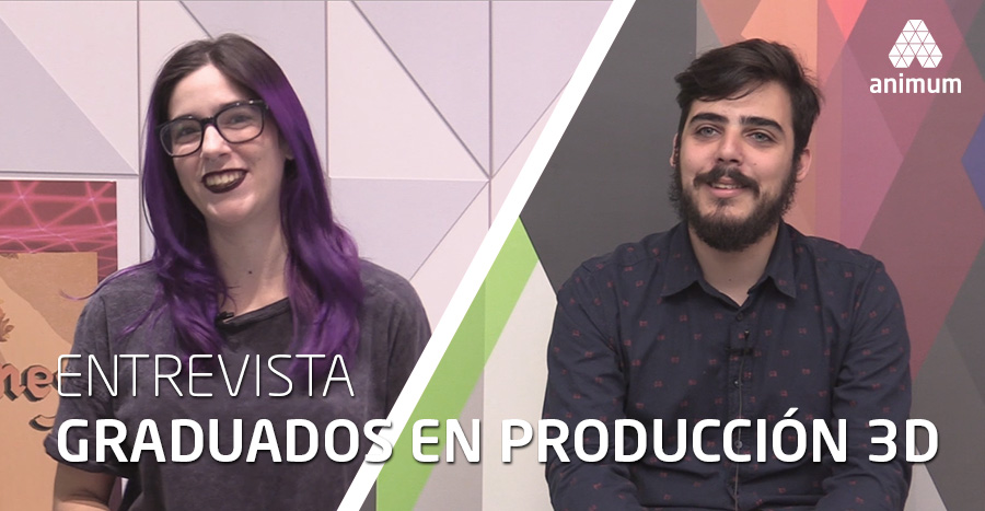 Animación de Videojuegos en Málaga