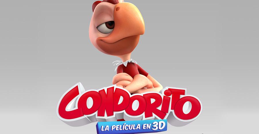 película animada Condorito