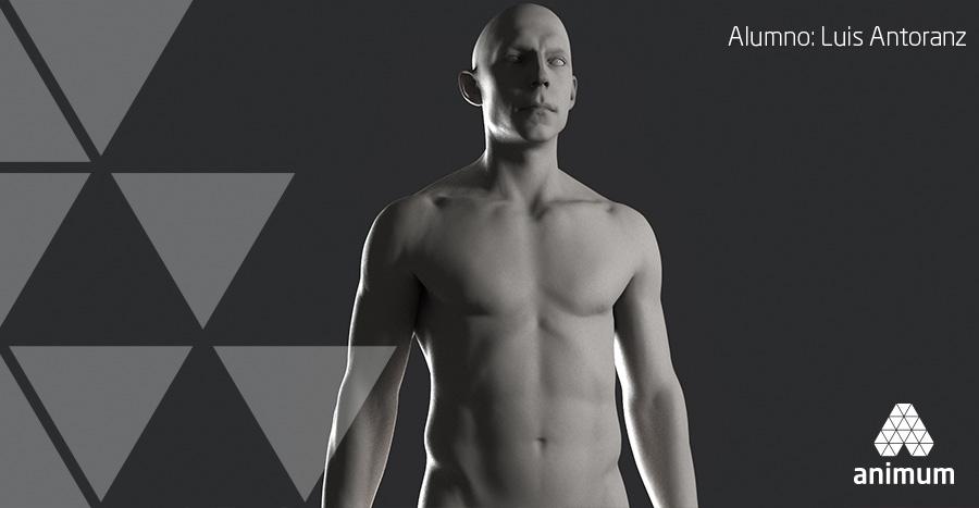 Estudiar Modelado 3D