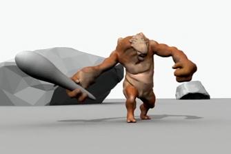 animación para videojuegos