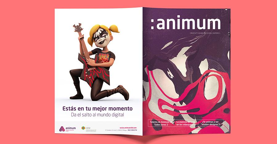 revista Animum