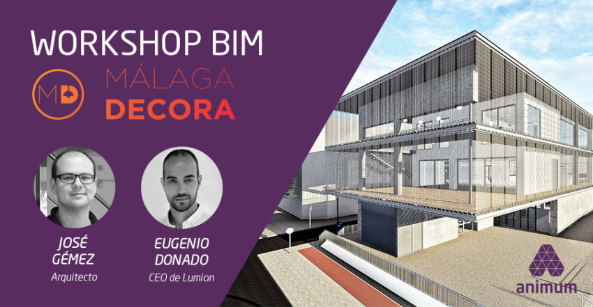 Workshop BIM en Málaga Decora