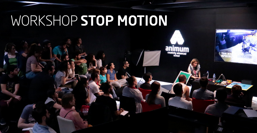 Workshop de Stop Motion