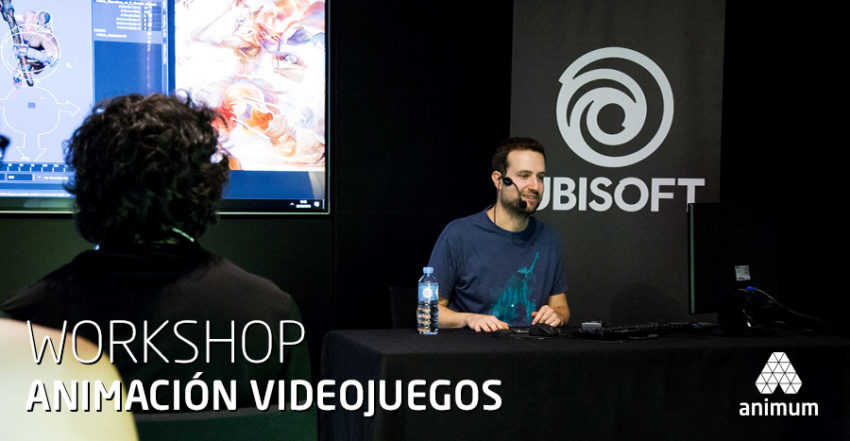 Animador en Ubisoft