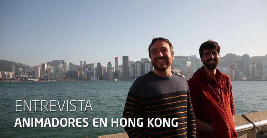 animadores 3D en Hong Kong