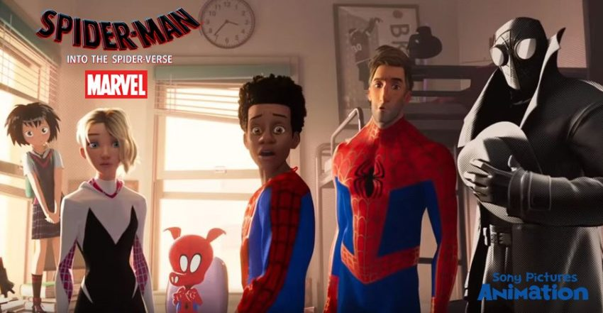 Spider-Man en animación 3D