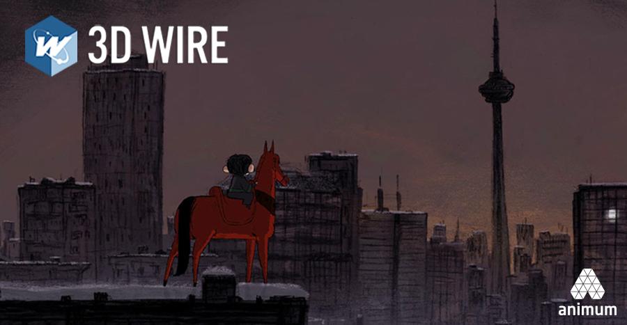 premios 3D Wire
