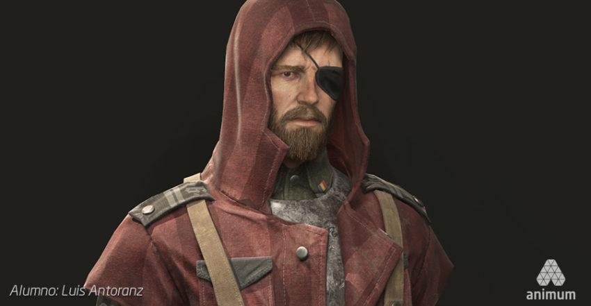 personaje para videojuegos