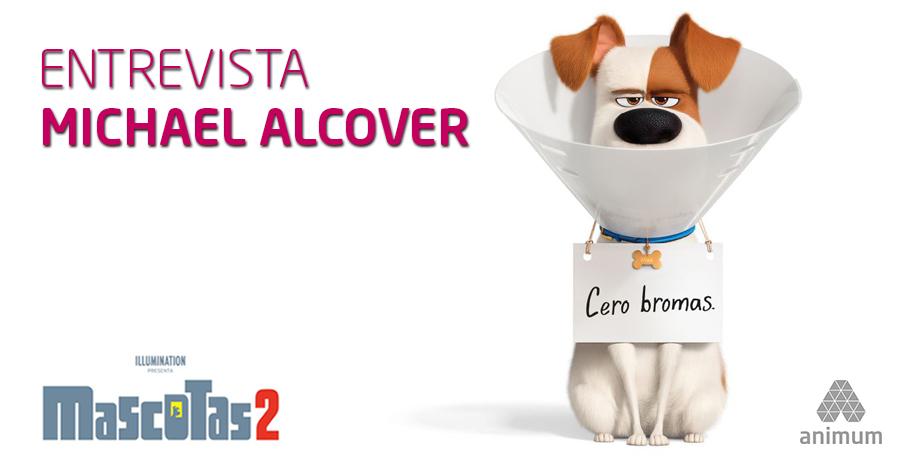 animador en Mascotas 2