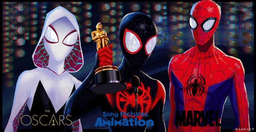 Oscar 2019 para Spider-Man