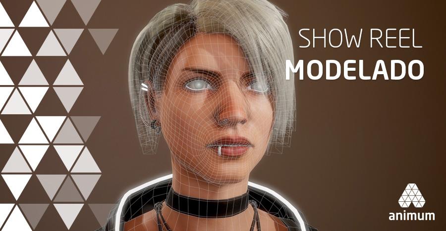Reel de Modelado 3D