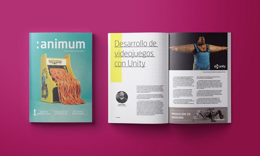 magazine animum