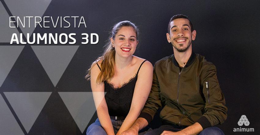 Especialización en 3D