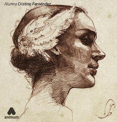 Trabajos de Dibujo Digital Cristina Fernández