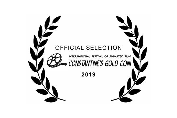 Laurel Constantine's gold coin