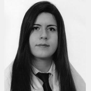 Alumna Diseño Gráfico María Dolores del Castillo