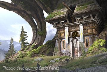 creacion de entornos para videojuegos