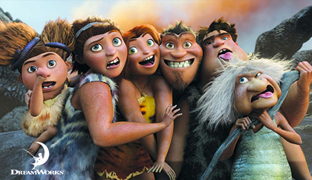 The Croods dreamworks webinar gratuito Animum