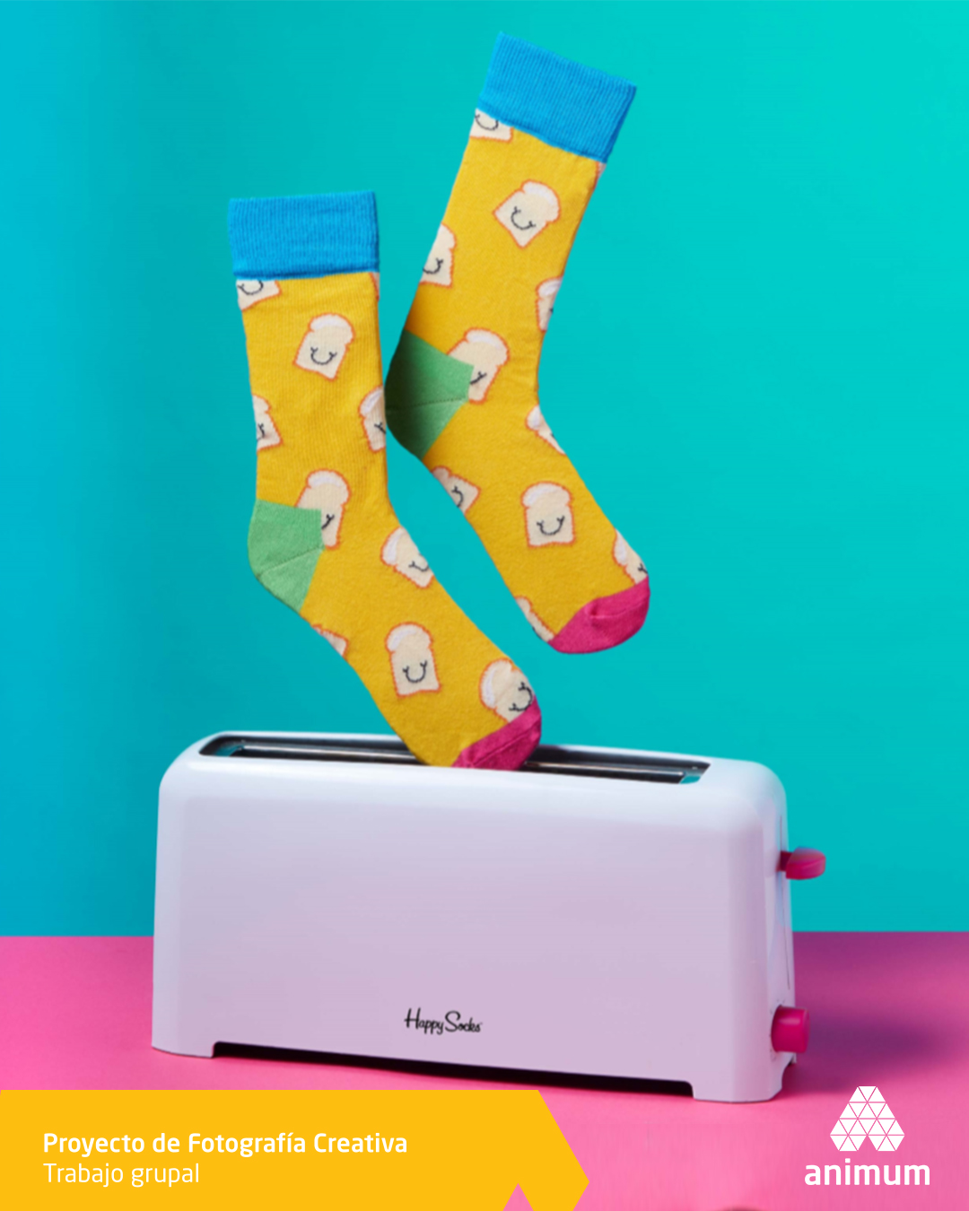 dirección de arte socks