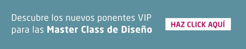 ponentes vip masterclass diseño