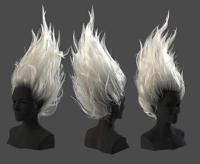 Modelado 3D para superheroes