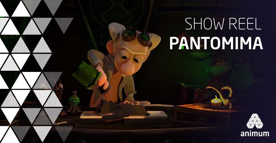 show reel de pantomima