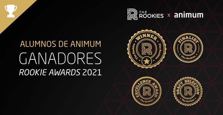 ganadores de Rookie Awards